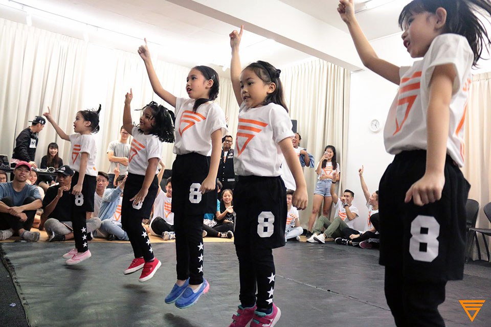 kids hiphop dance class