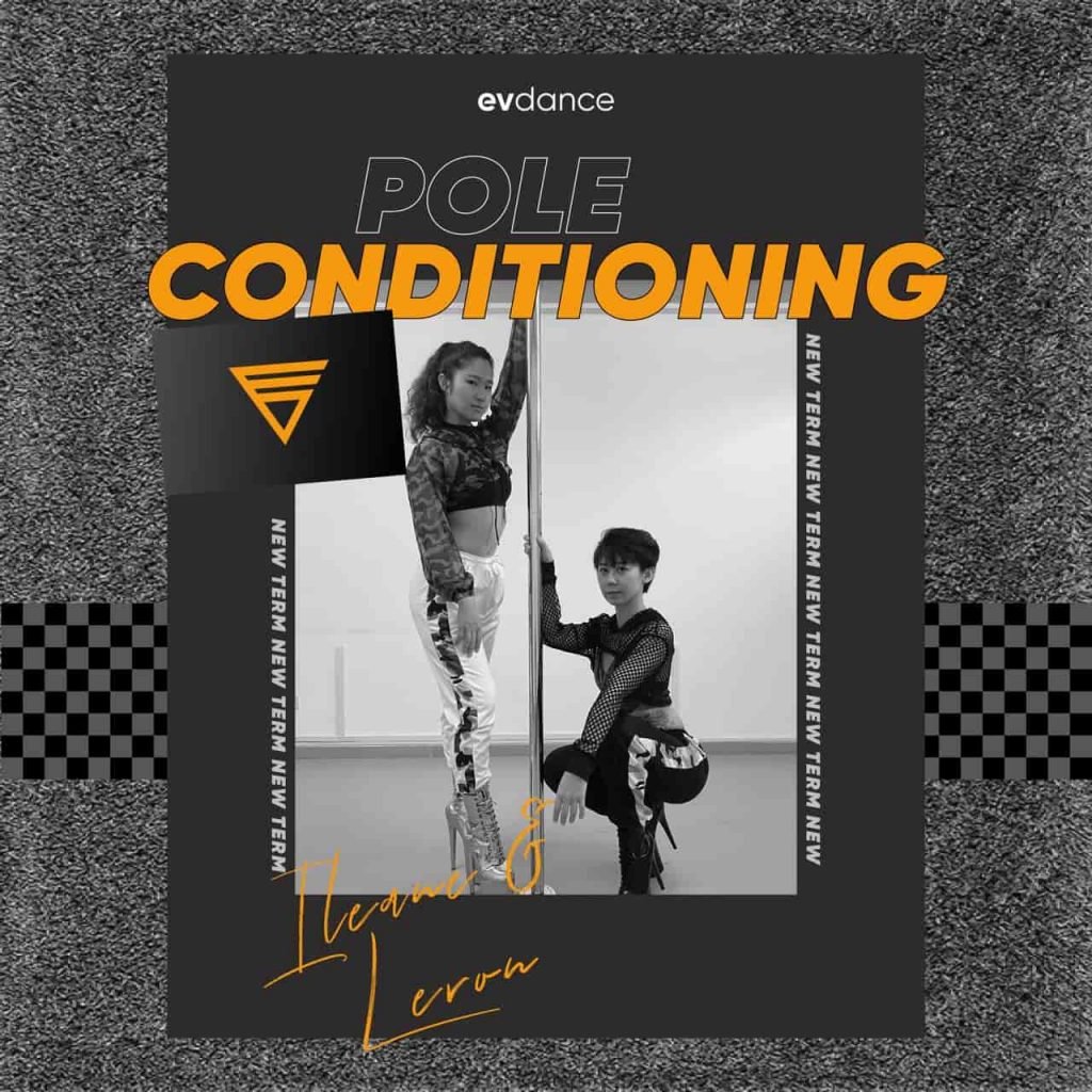 Pole Conditioning Course Poster