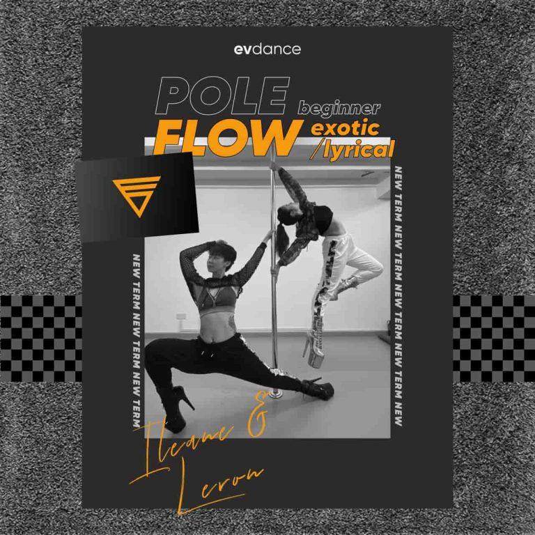 Pole Flow Course Poster