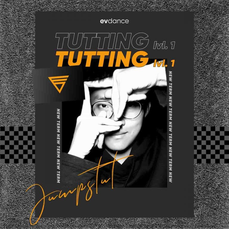 Tutting Course Poster