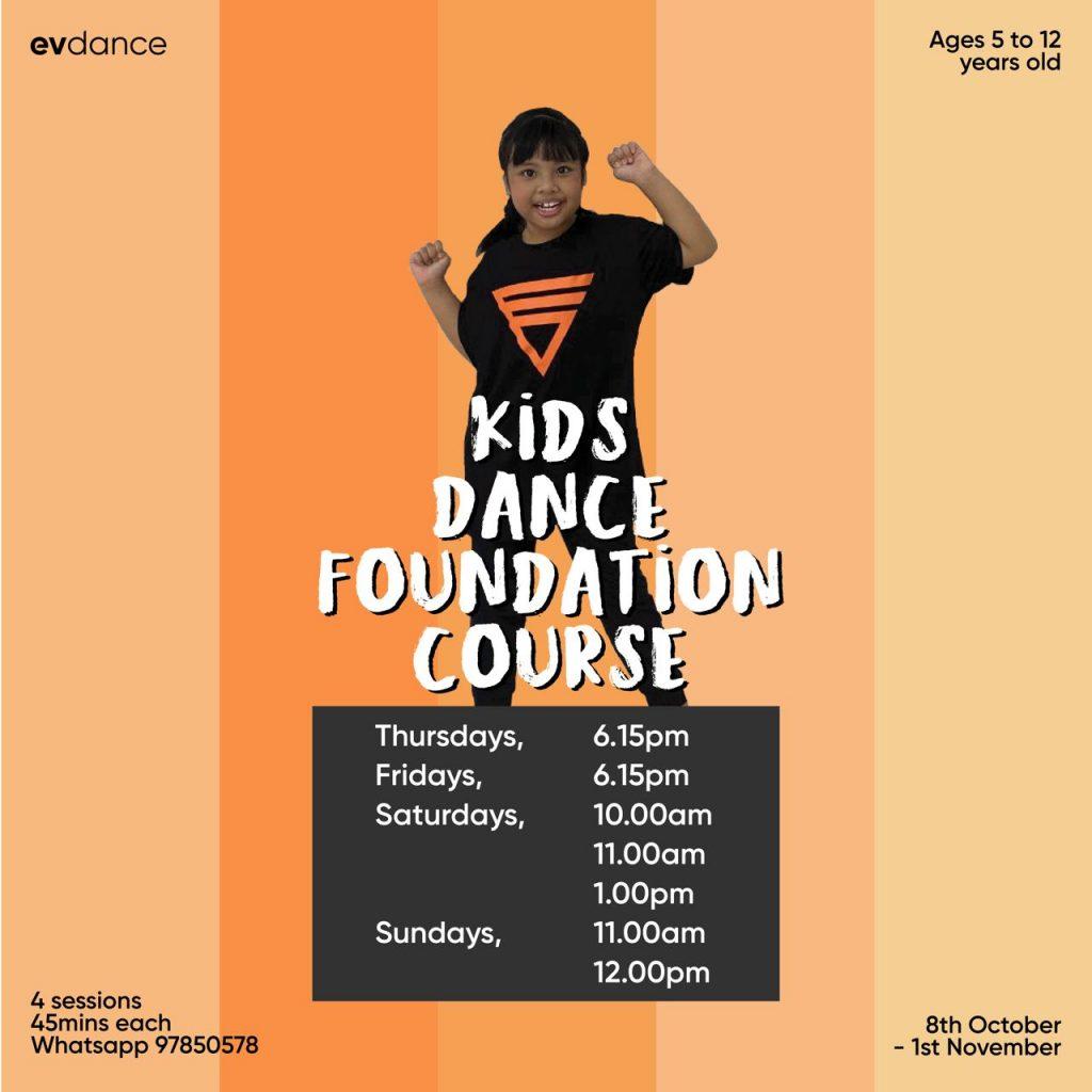 Kids foundation course