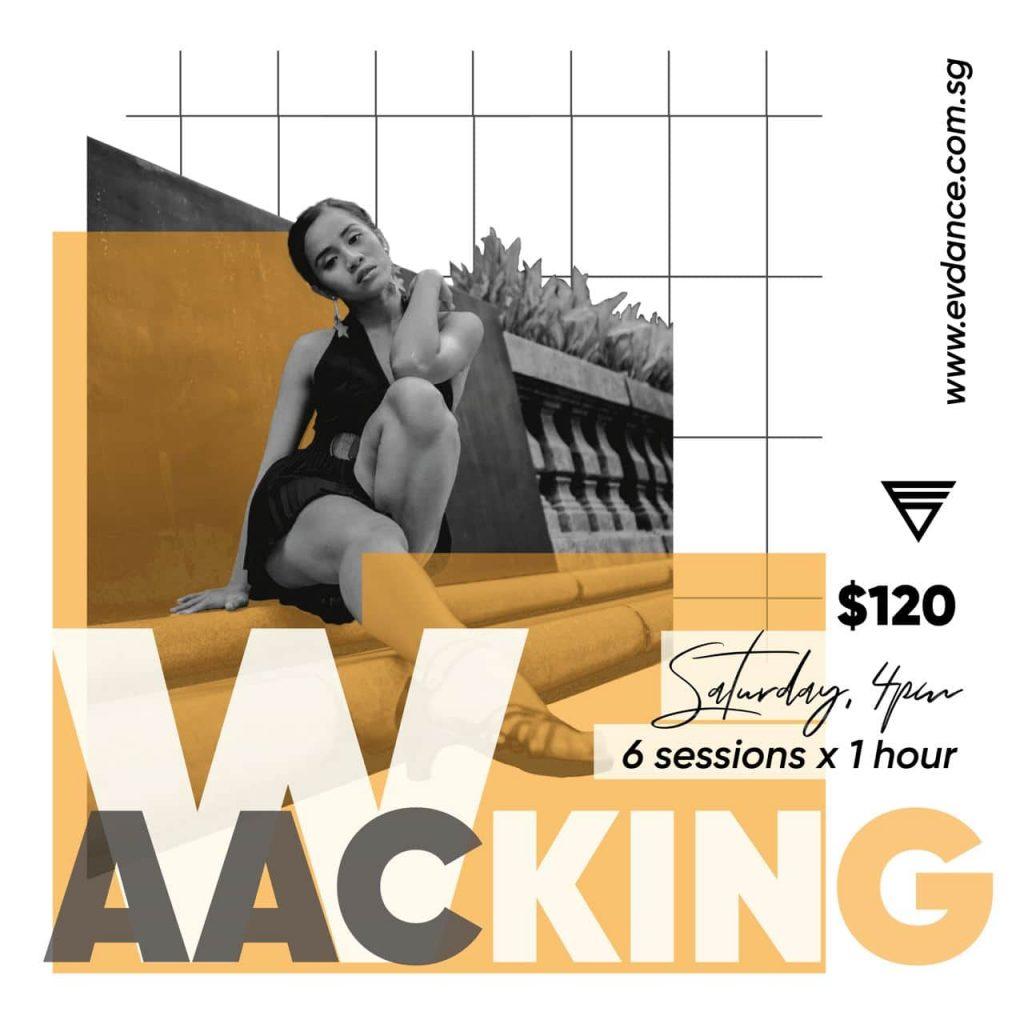 Dada Waacking Poster