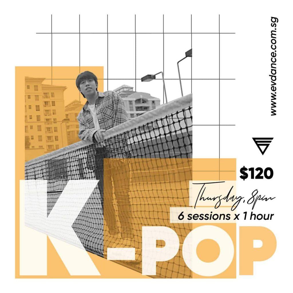 Scott Kpop Poster