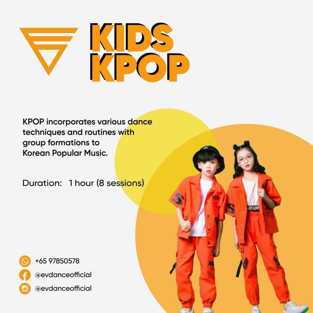 Kids Kpop Dance Class